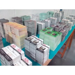 Oferta tarjetas 5000 und 70€