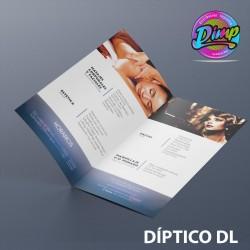 Díptico DL 5000 unidades