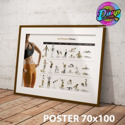 Poster medida 700 x 1000 mm. - 500 unidades