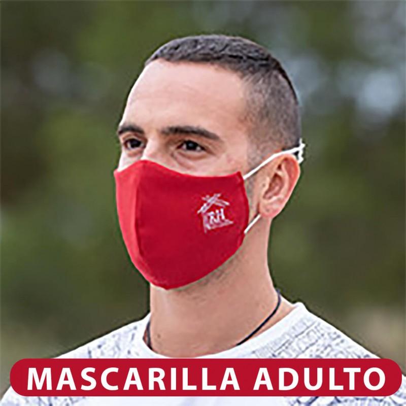 MASCARILLA ADULTO REUTILIZABLE (personalizada)