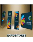 Displays publicitarios - Expositores publicitarios personalizados
