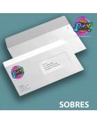 Comprar Sobres Baratos Online | Distribucionimprenta.com
